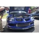 Blue Evo Gets Attention