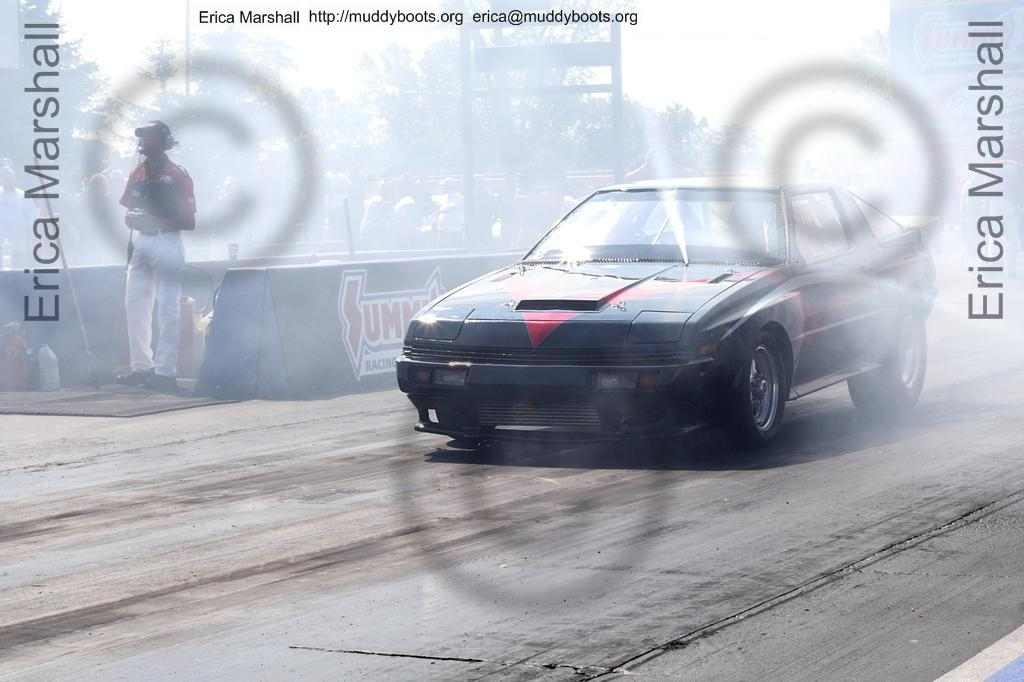 Bill Walls Smokey Burnout